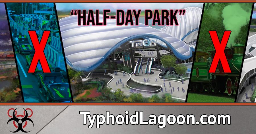 Ride Closures Make Magic Kingdom A Half-Day Park